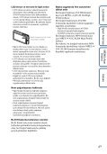 Sony DSC-TX7 - DSC-TX7 Istruzioni per l'uso Turco - Page 4