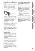 Sony DSC-TX7 - DSC-TX7 Istruzioni per l'uso Olandese - Page 4