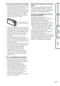 Sony DSC-TX7 - DSC-TX7 Istruzioni per l'uso Tedesco - Page 4