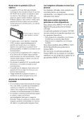 Sony DSC-TX7 - DSC-TX7 Istruzioni per l'uso Spagnolo - Page 4
