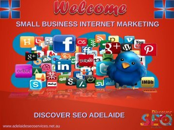 Small Business Internet Marketing _ Discover SEO Adelaide