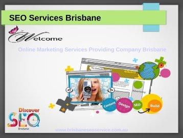 SEO Services Company Brisbane