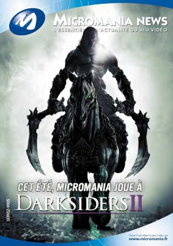 événeMenT : Darksiders Ii - Micromania