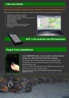GPS Überwachung und Ortung für Trikes und Motorräder - Page 4