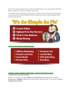 Video Cash Console Review and (Free) GIANT $14,600 BONUS - Page 4