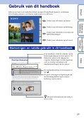 Sony DSC-S1900 - DSC-S1900 Istruzioni per l'uso Olandese - Page 2