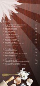 Speisekarte Pizzeria-Ristorante Zur Sonne - Page 6