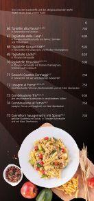 Speisekarte Pizzeria-Ristorante Zur Sonne - Page 7