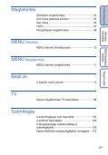Sony DSC-W370 - DSC-W370 Istruzioni per l'uso Ungherese - Page 6