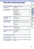 Sony DSC-S1900 - DSC-S1900 Istruzioni per l'uso Norvegese - Page 6