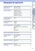 Sony DSC-W190 - DSC-W190 Istruzioni per l'uso Spagnolo - Page 7
