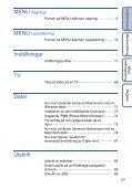 Sony DSC-W190 - DSC-W190 Istruzioni per l'uso Svedese - Page 5