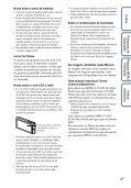 Sony DSC-TX9 - DSC-TX9 Istruzioni per l'uso Portoghese - Page 4