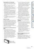 Sony DSC-TX9 - DSC-TX9 Istruzioni per l'uso Greco - Page 4