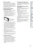 Sony DSC-TX9 - DSC-TX9 Istruzioni per l'uso Finlandese - Page 4