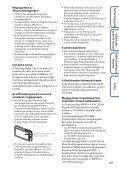 Sony DSC-TX9 - DSC-TX9 Istruzioni per l'uso Ungherese - Page 4