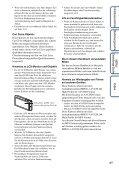 Sony DSC-TX9 - DSC-TX9 Istruzioni per l'uso Tedesco - Page 4