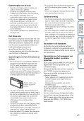 Sony DSC-TX9 - DSC-TX9 Istruzioni per l'uso Olandese - Page 4
