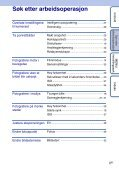 Sony DSC-S2100 - DSC-S2100 Istruzioni per l'uso Norvegese - Page 6