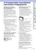 Sony DSC-S2100 - DSC-S2100 Istruzioni per l'uso Ungherese - Page 3