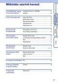 Sony DSC-S2100 - DSC-S2100 Istruzioni per l'uso Ungherese - Page 6