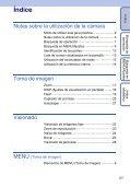 Sony DSC-S2100 - DSC-S2100 Istruzioni per l'uso Spagnolo - Page 5