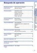 Sony DSC-S2100 - DSC-S2100 Istruzioni per l'uso Spagnolo - Page 7