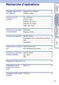 Sony DSC-S2100 - DSC-S2100 Istruzioni per l'uso Francese - Page 6