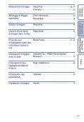 Sony DSC-S2100 - DSC-S2100 Istruzioni per l'uso Francese - Page 7