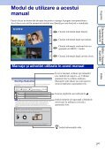 Sony DSC-S2100 - DSC-S2100 Istruzioni per l'uso Rumeno - Page 2