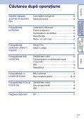 Sony DSC-S2100 - DSC-S2100 Istruzioni per l'uso Rumeno - Page 7