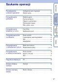 Sony DSC-S2100 - DSC-S2100 Istruzioni per l'uso Polacco - Page 6