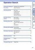 Sony DSC-S2100 - DSC-S2100 Istruzioni per l'uso Inglese - Page 6