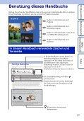 Sony DSC-T99D - DSC-T99D Istruzioni per l'uso Tedesco - Page 2