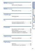 Sony DSC-T99D - DSC-T99D Istruzioni per l'uso Danese - Page 6