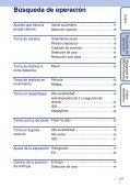 Sony DSC-W180 - DSC-W180 Istruzioni per l'uso Spagnolo - Page 7