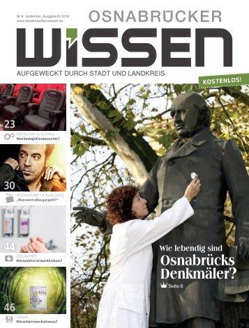 Nr. 8 (III-2014) - Osnabrücker Wissen