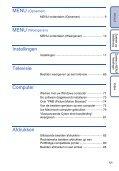 Sony DSC-W180 - DSC-W180 Istruzioni per l'uso Olandese - Page 5