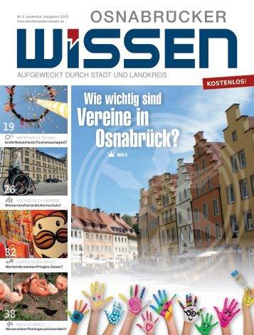 Nr. 9 (I-2015) - Osnabrücker Wissen
