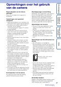 Sony MHS-FS3 - MHS-FS3 Istruzioni per l'uso Olandese - Page 3