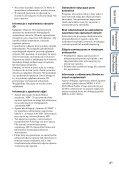 Sony MHS-FS3 - MHS-FS3 Istruzioni per l'uso Polacco - Page 4