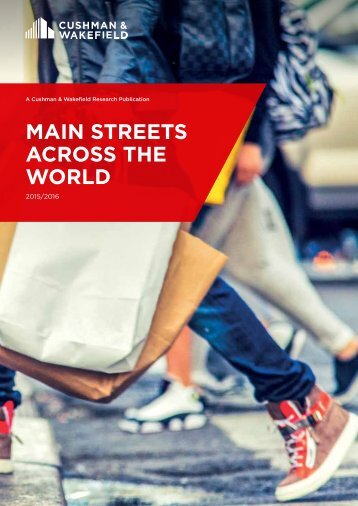 MAIN STREETS ACROSS THE WORLD