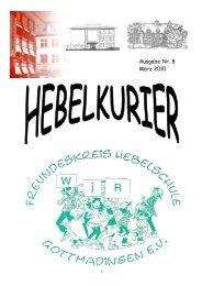 Namen und Klasse - Hebelschule Grundschule Gottmadingen