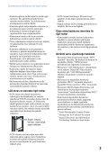 Sony MHS-PM5 - MHS-PM5 Istruzioni per l'uso Turco - Page 3