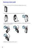Sony MHS-PM5 - MHS-PM5 Istruzioni per l'uso Turco - Page 6