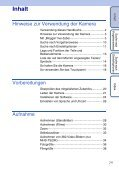 Sony MHS-TS20K - MHS-TS20K Istruzioni per l'uso Tedesco - Page 7