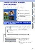 Sony MHS-FS3 - MHS-FS3 Istruzioni per l'uso Svedese - Page 2