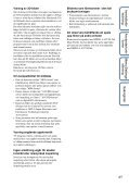 Sony MHS-FS3 - MHS-FS3 Istruzioni per l'uso Svedese - Page 4