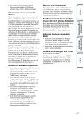 Sony MHS-FS3 - MHS-FS3 Istruzioni per l'uso Tedesco - Page 4