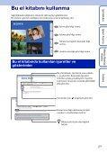 Sony MHS-FS1 - MHS-FS1 Istruzioni per l'uso Turco - Page 2